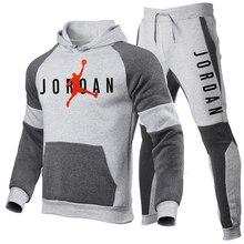 Новинка модная мужская одежда пуловеры хлопковые мужские спортивные