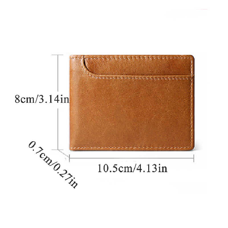 2019 New Solid Color Wallet Document Folder High Quality PU Leather Cover For Business Credit Card Holder Unisex Driver License