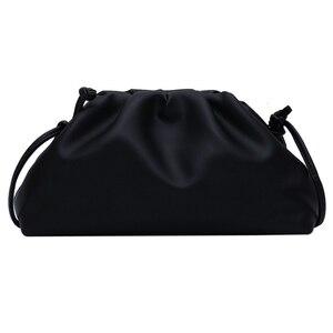 Image 5 - [BXX] بلون بولي Leather حقائب جلدية Crossbody للنساء 2020 سيدة الكتف حقيبة ساعي حقائب اليد الإناث ومحفظة أنيقة fj161