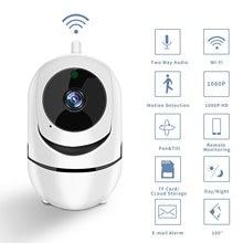 מיני אלחוטי PTZ IP המצלמה WIFI אבטחת בית מעקבים Wifi מצלמה עם IR ראיית לילה זיהוי מהלך נייד טלפון לפעול
