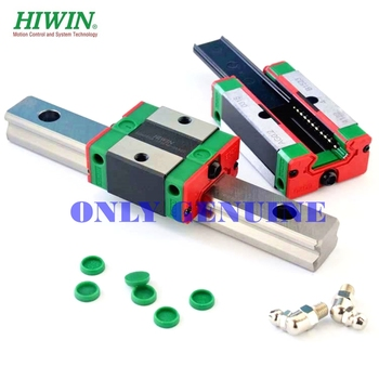 Free Shipping 2pcs HGH15CA HGW15CC And Different Length of Guide Rail Original Hiwin Large Stock Block Linear Rail