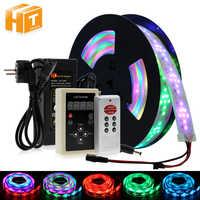 LED Pferd Rennen Licht RGB Farbe Runing Veränderbar Led-streifen 5M mit 133 Programm RF Controller Urlaub Decoracion Fee licht.