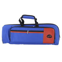 600D Oxford Bag Case with Adjustable Shoulder Strap Pocket 15mm Thicken Padded Foam for Trumpet