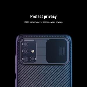 Image 2 - Защитный чехол NILLKIN для Samsung Galaxy A51 A71, Классический чехол накладка для камеры Samsung A51