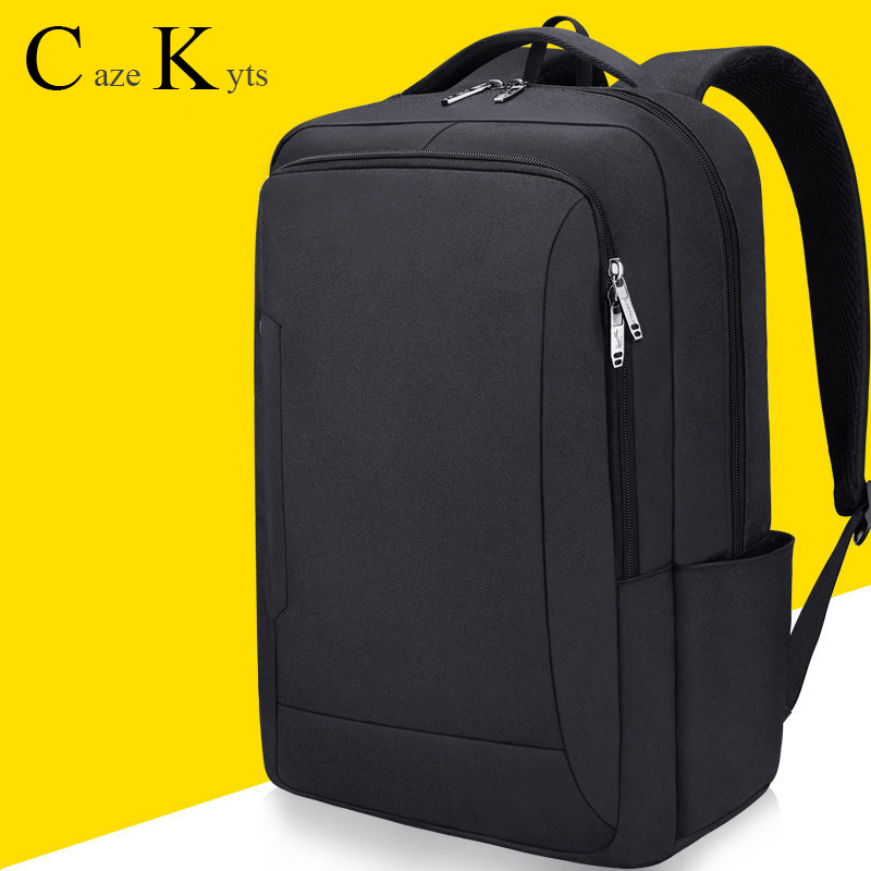 New Men's Fashion Business Authentic Shoulder Bag Student Students Handsome Simple Multi-function Large-capacity Computer Bags