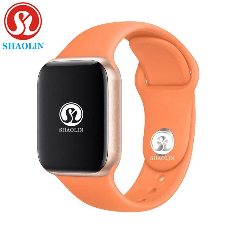 42mm SmartWatch Bluetooth Relógio Inteligente 1:1 No Pulso para Apple Série Relógio iOS iPhone 4 8 XS Android Inteligente telefone NÃO Relógio Maçã