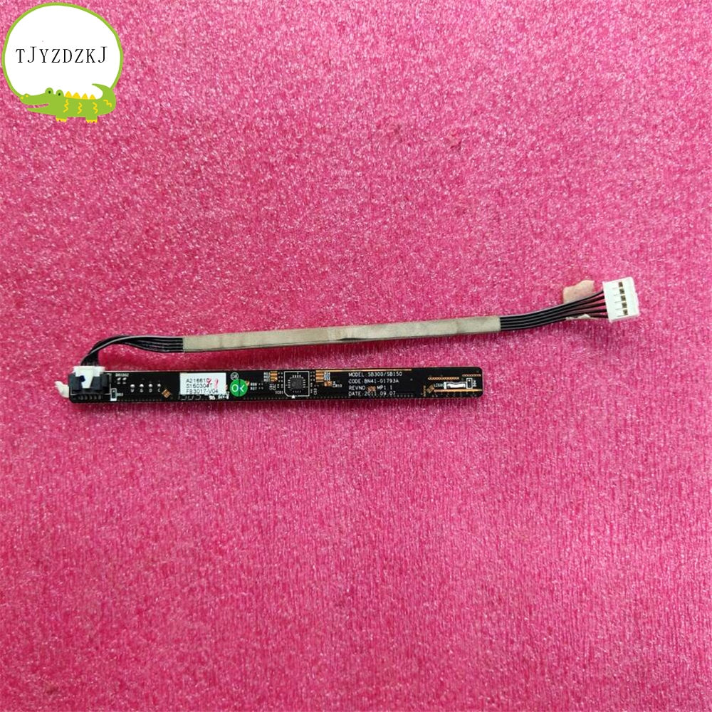 Original For Samsung Bn41-01793a S22B150 S24D300HL SB300/SB150 Monitor Power Button Switch Board Supply Touch Key Plate