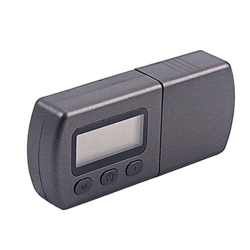 Phonograph Digital Turntable Sylus Force Indicator Power Magnetic Pressure Gauge