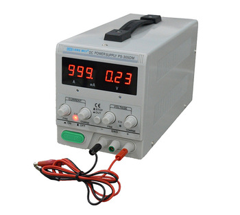 New MA Digital Display LW PS-305Dm Adjustable DC Regulated Power Supply Linear Power Supply Display 30v 5a Maintenance adjustable laboratory power supply digital programmable switching mobile phone repair yihua 3005d 30v 5a program controlled