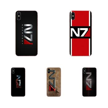 Phone Case Greatest Mass Effect N7 Armour For LG G2 G3 G4 G5 G6 G7 K4 K7 K8 K10 K12 K40 Mini Plus Stylus ThinQ 2016 2017 2018 image