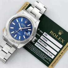 Rolex- Datelog Series Ladies Men's Automatic Mechanical Watc