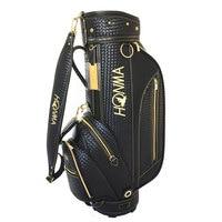 New Golf bag HONMA PU Golf clubs bag 9 inch Golf Standard Bag in choice colour Golf Cart bag Cooyute Free shipping