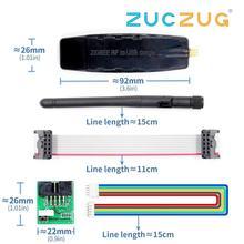 (CC2530/CC2531) ZIGBEE RF כדי USB שקוף יציאה טורית ZigBee שידור דיגיטלי ציוד תעשייתי כיתה