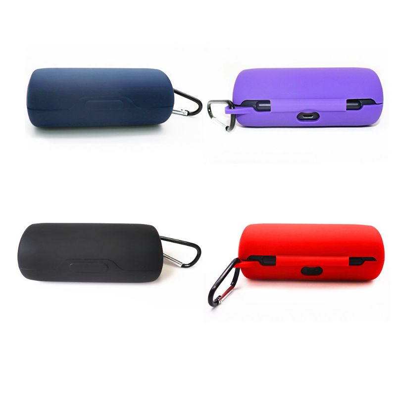 Flip Silicone Carrying Case Full Cover Protective Case for Bose SoundSport Free Truly Wireless Sport Headphones Accessories
