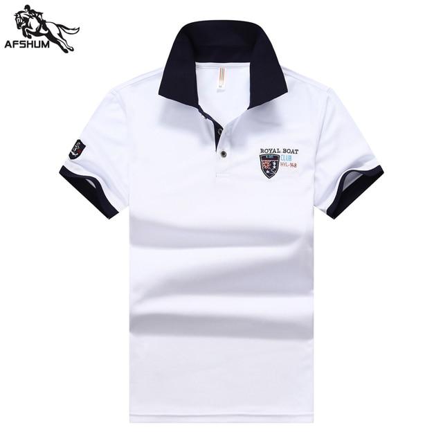 Summer new men polo shirt mens synthetic fiber Fabric mens short-sleeved embroidery polo shirt casual Breathable polo shirt 633 2