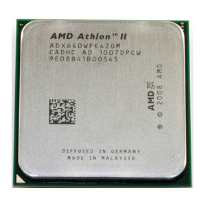 AMD Athlon II X4 640 3.0 GHz Quad-Core CPU Processor ADX640WFK42GM Socket AM3 938-pin Desktop