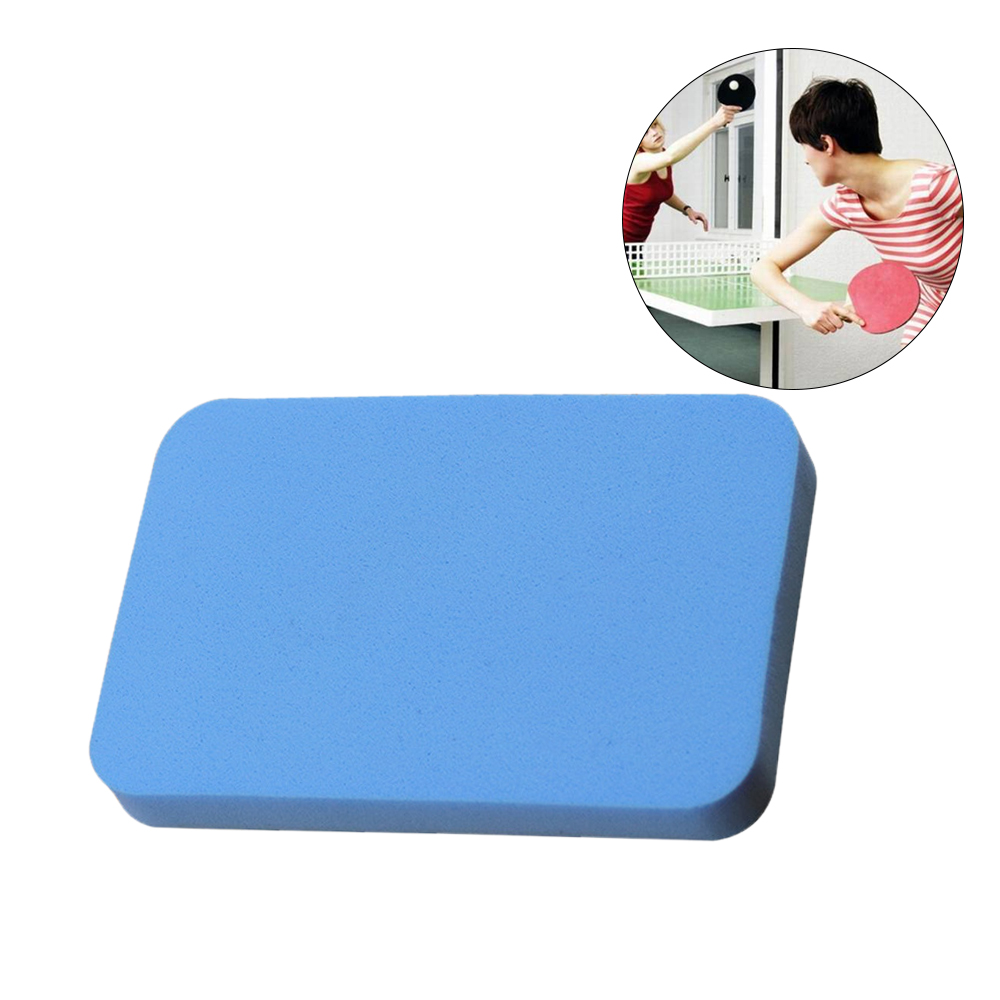Table Tennis Rubber Cleaner Table Tennis Rubber Cleaning Sponge Professional Table Tennis Racket Care Accessories New