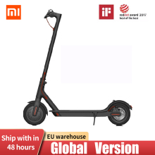 Xiaomi Mijia электрический самокат M365 Smart E самокат скейтборд мини складной Ховерборд Электрический Patinete Взрослый 30 км аккумулятор