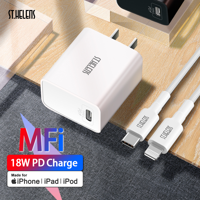 Joyroom MFi Lightning Cable For iPhone 11 Pro X XS Max XR 2.4A Fast Charging USB Charger Cable USB Charge Cord 1.2M