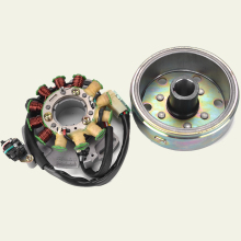цена на ATV Ignition Magneto Stator Coil For Yamaha Banshee 350 YFZ350 1987-1994 Engine Generator Stator Coil YFZ 350 1994 1993 1992
