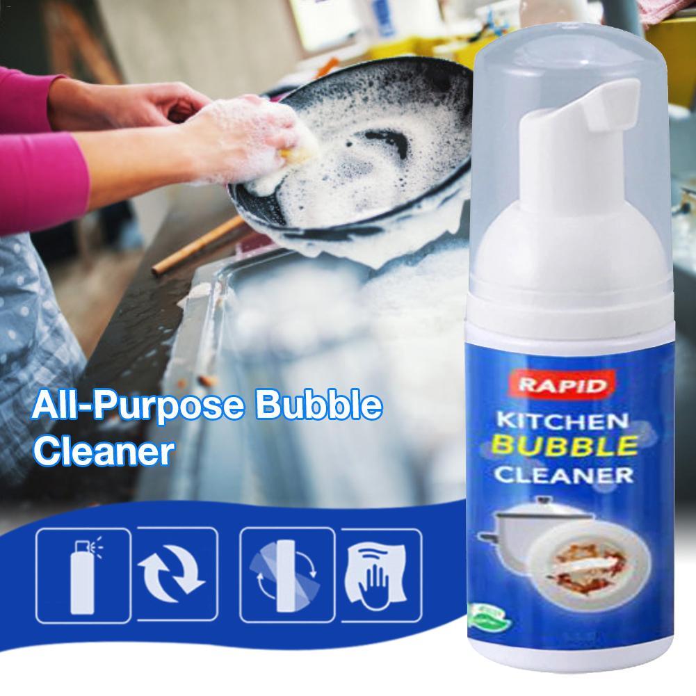 Kitchen Cleaning Foam Cleaner Household Kitchenware Descaling Detergent All Purpose Bubble Cleaner 30ml Buy At The Price Of 2 73 In Aliexpress Com Imall Com