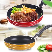 Non-Stick Frying Pan Pot Fried Egg Mini Pancakes Pans Cook Kitchen Breakfast Pan Kitchen Omelet Pans