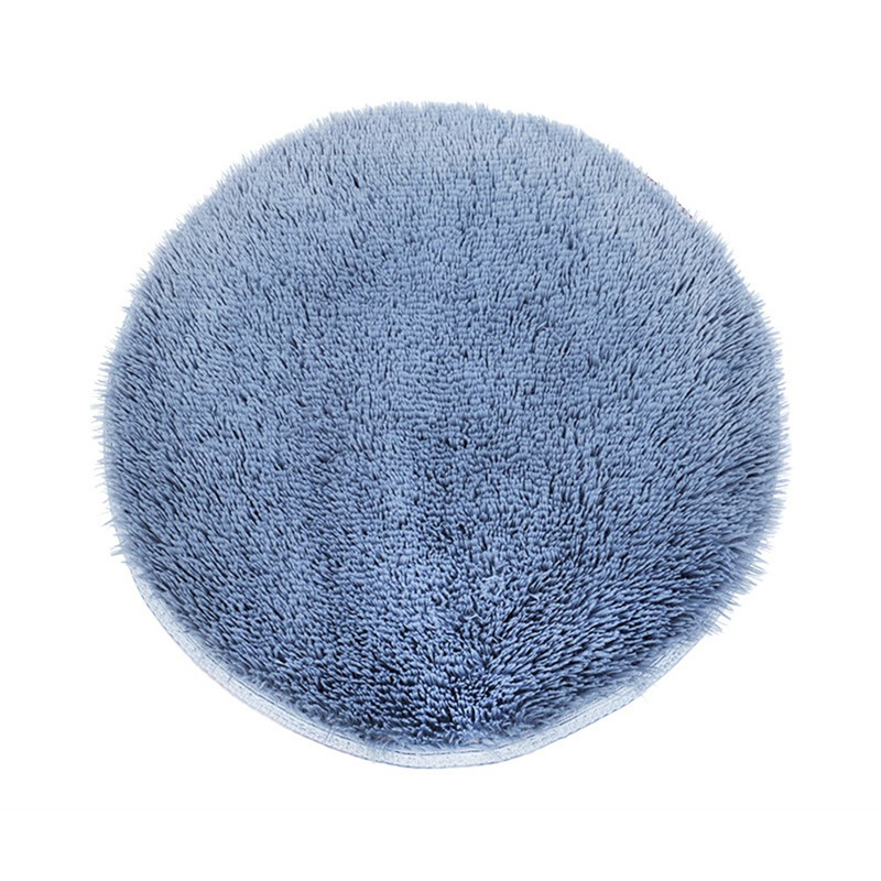 Warm Fleece Dog Bed Round Pet Long Plush Cushion For Small Medium Large Dogs & Cat Winter Dog Kennel Puppy Mat Pet Bed 6