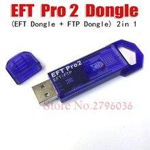 Originale EFT PRO 2 DONGLE / ( EFT dongle + FTP Dongle 2 in 1 dongle ) EFT + 2 in 1 FTP Dongle EFT Dongle EFT Chiave EFT PRO dongle