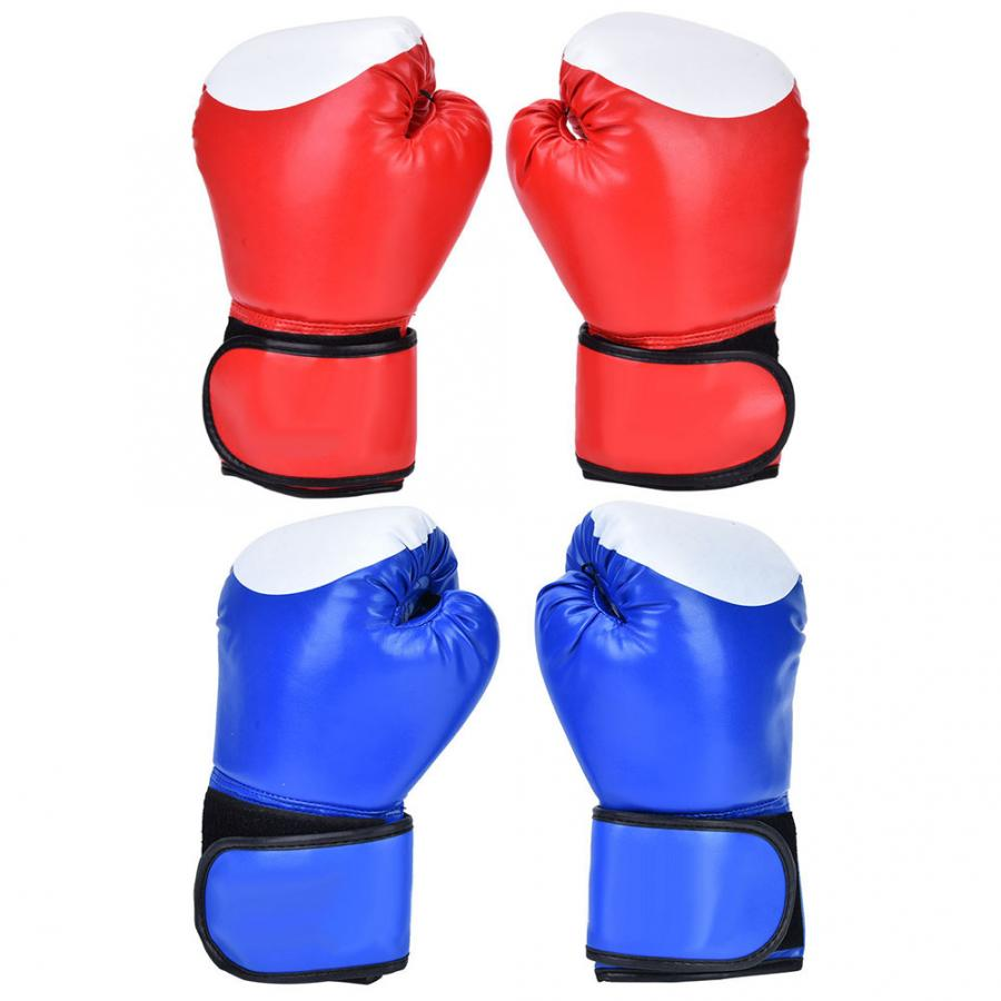 Mitts Sanda Glove Protect Hand Boxing Adult Durable Easy To Use Boxing Glove LI
