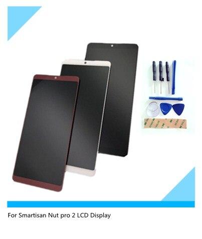 ЖК-дисплей для Smartisan Nut pro 2, дисплей для smartisan nut pro2, сенсорный ЖК-экран с инструментами