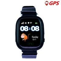 Q90 GPS Kind Smart Uhr Telefon Position Kinder Uhr 1 22 zoll Farbe Touch Screen WIFI SOS Smart Baby Uhr Q50 q80 q60 Uhr