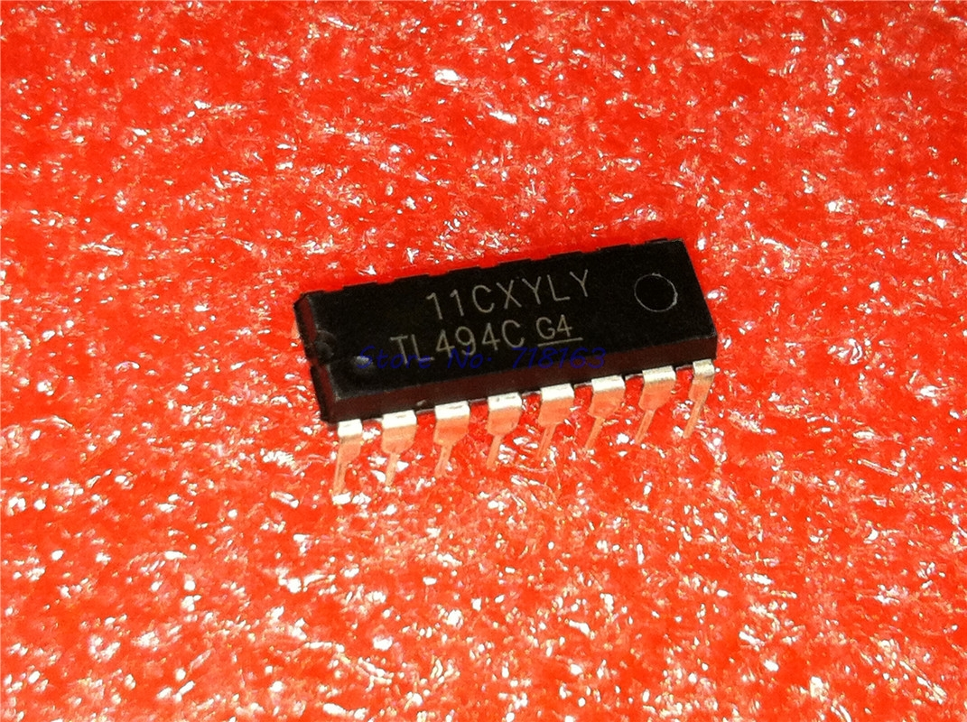 10pcs/lot TL494CN TL494L TL494C TL494 DIP-16 In Stock