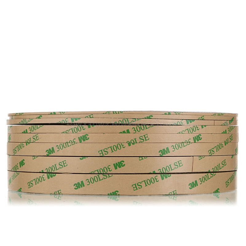 1pcs 2mm*55m  3M 300LSE Double Sided-Super Sticky Heavy Duty Adhesive Tape-Cell Phone Repair Jy23 19 Droship
