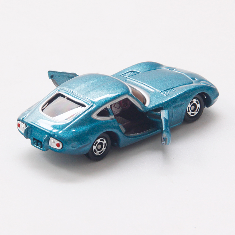 TAKARA TOMY 1:59 Toyota 2000GT Blue 50th Anniversary