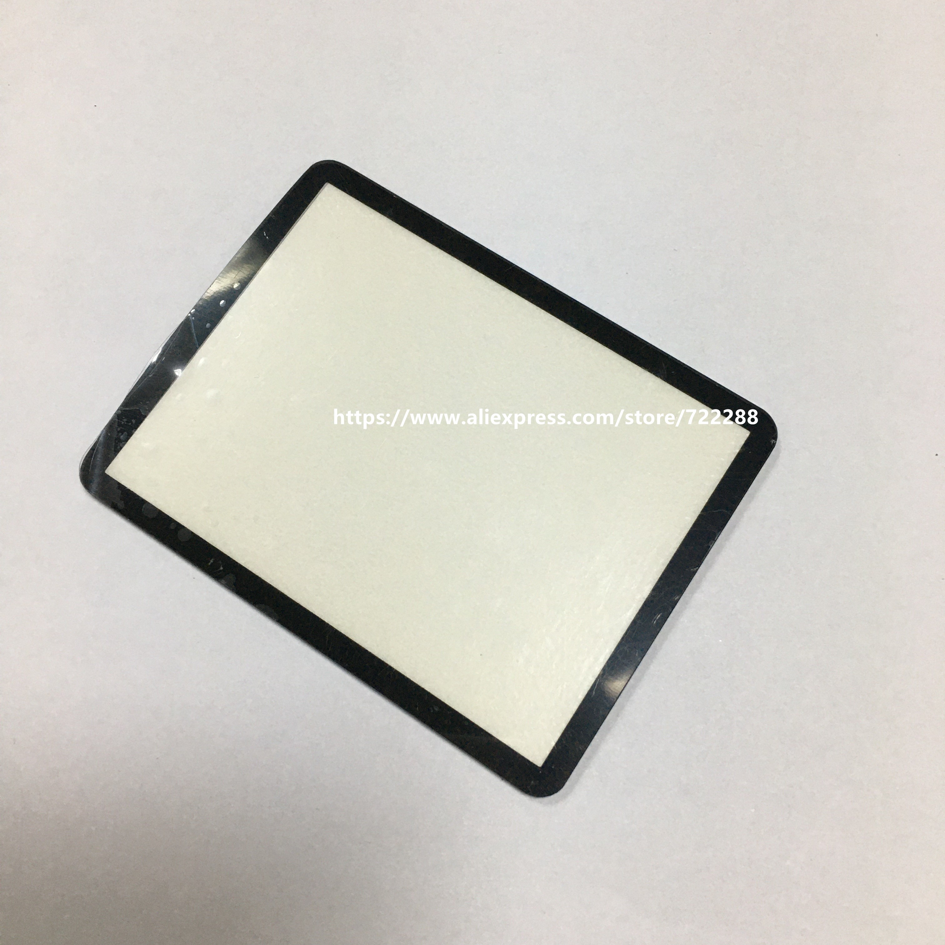 CANON 50D REAR PLASTIC LCD SCREEN COVER PART NEW