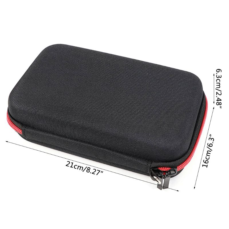 Portable Shaver Case OneBlade Trimmer And Accessories EVA Travel Bag Zipper Storage Pack Box Pro QP150/QP6520/QP6510 4XFB