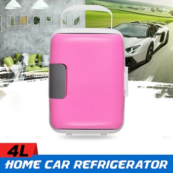 4L 12V/220V Electric Portable Mini Fridge Refrigerator Cooler Freezer Car Home