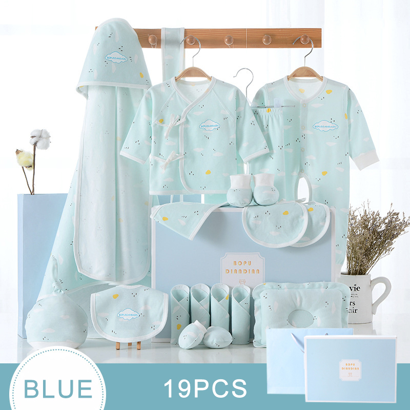Blue (with box)
