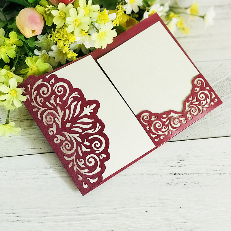 Lace Shape Metal Cutting Dies Scrapbooking New 2019 Pocket Craft Die Cuts For Paper Cards making Wedding invitation Decorations in Cutting Dies from Home Garden