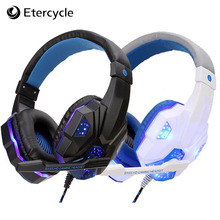 2019 New Wired Gaming Headset Game Earphone Professional Computer Gamer Headphone With Microphone Subwoofer E-sports headset