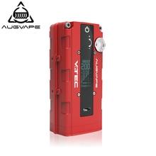 Augvape VTEC1. 8 New Version Electronic Cigarette Mechanical Mod Box 200W Electronic Cigarette Box Mod 18650 Battery Mode Vape