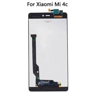 Image 3 - עבור שיאו mi mi 4c מגע מסך פנל עם תצוגת Digitizer עצרת עבור mi 4C LCD מגע חיישן