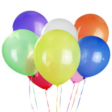100pcs/Lot 10inch 1.8g Latex Balloon Air Balls Wedding Decoration balloons Happy Birthday Float Balloons Party Supplies Ballon стоимость