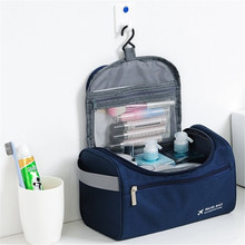 все цены на Vogvigo Travel set High quality waterproof portable man toiletry bag women cosmetic organizer pouch Hanging wash bags онлайн