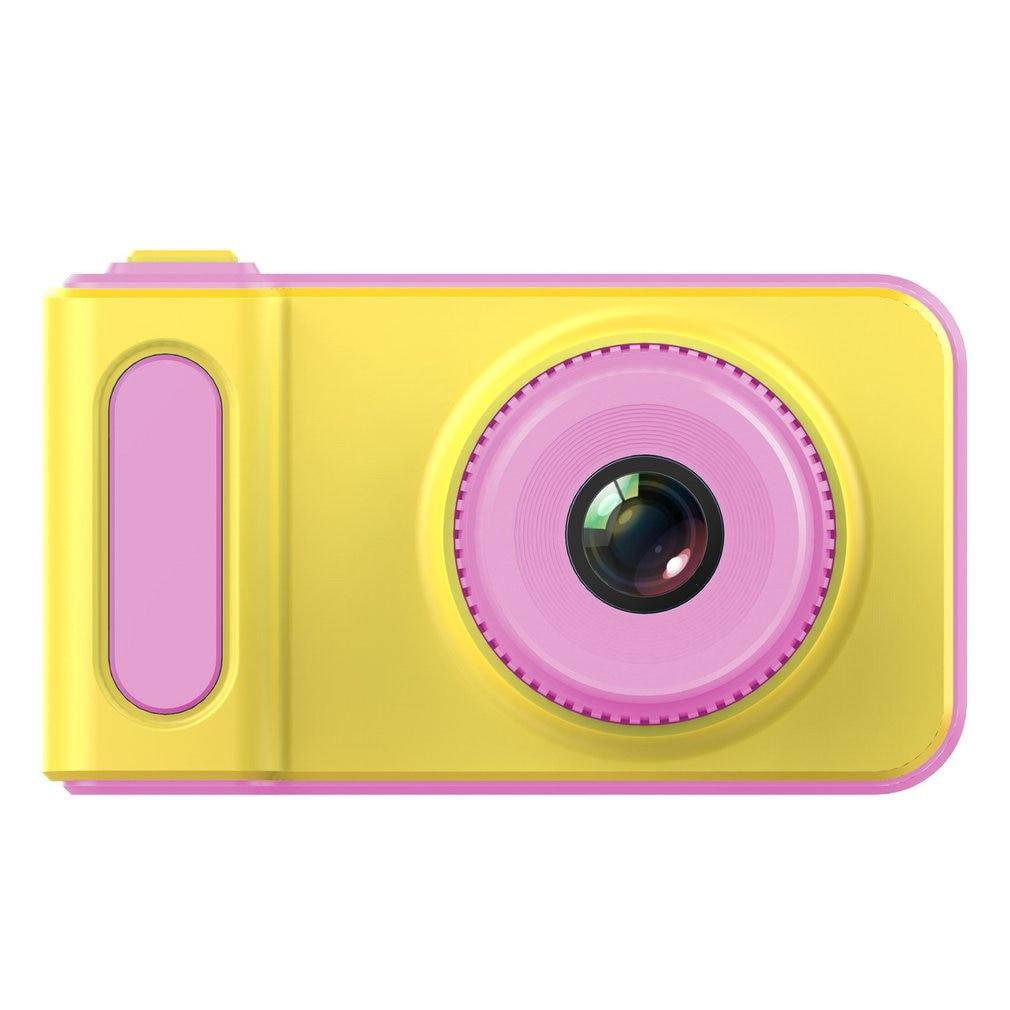 Camera Cute Anti-shake Toy Travel HD Screen Photograph Cartoon Camcorder Gifts Battery Powered Mini Digital 2 Inch