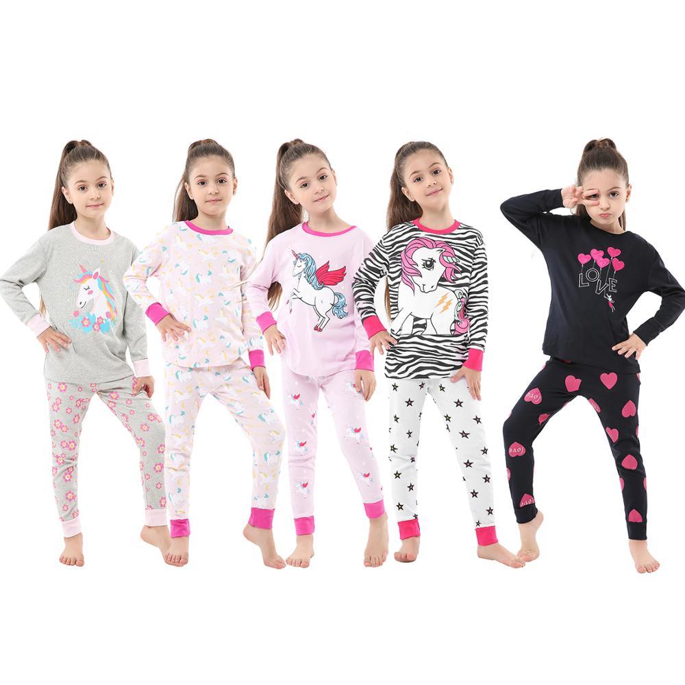 sunnymi /® 1-7 Jahre 2PC Baby Jungen Dinosaurier Sommer Pyjamas Nachtw/äsche Tops Hose Outfits Set