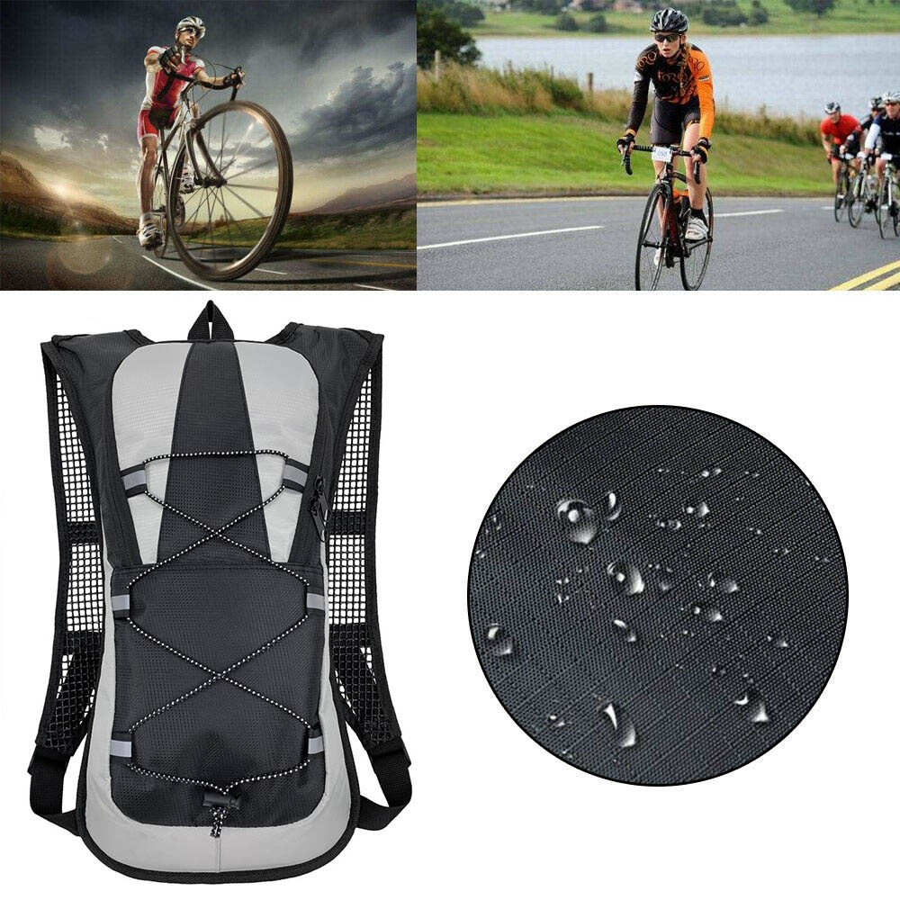 Outdoor Bags Quick Drying Cycling Backpack Bike Bag Ultralight Pouch Climbing Travel Hydration Backpack Hiking Bicycle Rucksack