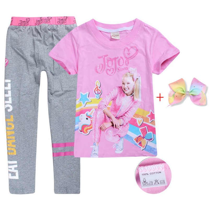 4 12 niños pequeños conjuntos de ropa para niñas lol Tops
