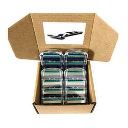 Дропшиппинг Для мужчин сменные лезвия для бритвы высококачественные, для бритья кассеты уход за лицом Для мужчин бритвенные лезвия