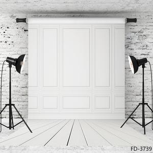 Image 2 - Empty Room White Photography Backdrops for Photocall Vinyl Photoshoot Background for Wedding Children Baby Indoor Photo Studio